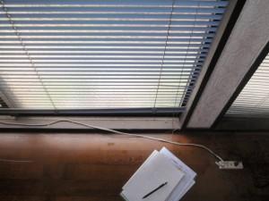 施工前 掃出窓 1