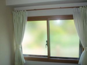 施工後 腰窓 2