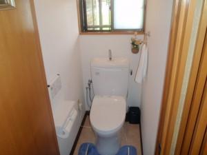 完成 1Fトイレ