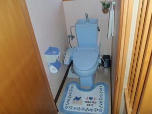 着工前 1Fトイレ