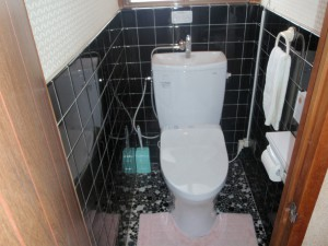 完成 2Fトイレ
